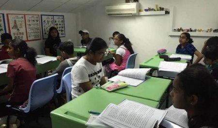 PSLE Tamil workshop