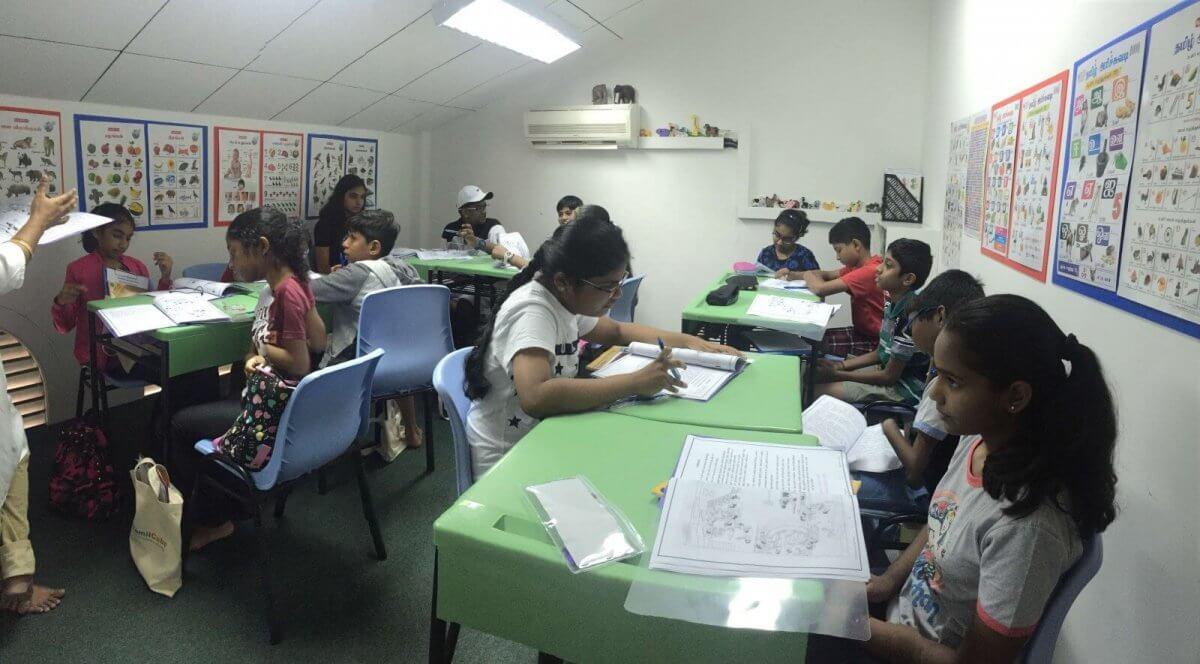 PSLE Tamil oral workshop